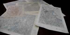 Digitization of Geographical and Historical Maps of Serbia