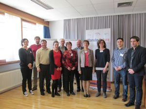 "First International Workshop ""Danube Future"""